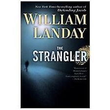 THE STRANGLER a novel by William Landay FREE SHIPPING paperback book thriller