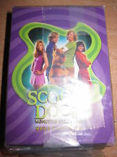 SCOOBY-DOO 2 MONSTERS UNLEASHED COMPLETE FULL BASE SET 72 CARTES CARDS