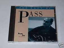 CD - JOE PASS - THE BEST OF.. - Pacific Jazz - 1997