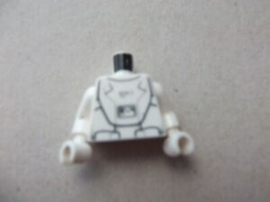 Lego -Snow Trooper-First order-Torso with arms and hands