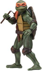 Teenage Mutant Ninja Turtles Michelangelo Figur NECA Nickelodeon ++