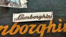 LAMBORGHINI MURCIELAGO LP640 GALLARDO LP560 REAR EMBLEM LOGO SCRIPT OE 400853742