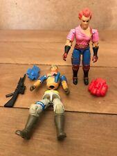 G.I. Joe - Zandar and Zarana 1986