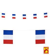 Festone da Appendere Bandierine Francia PS 01684
