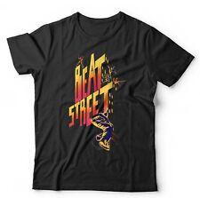 Beat Street T-SHIRT UNISEX-Break Dance, años 80, Hip Hop