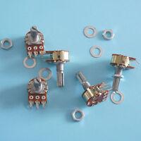 5 pcs 10K ohm Linear Taper Rotary Potentiometer Panel pot B10K SM