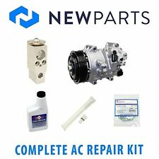 Toyota Camry 2012-2013 Complete A/C Repair KIT With Denso Compressor And Clutch