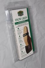 Moneysworth and Best Snow Grips (Black, One size fits all).