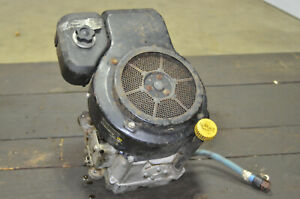John Deere SX75 Complete Engine Kawasaki FC290V 9HP Vertical Shaft