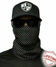 Salt Armour SA CARBON FIBER Face Shield/Sun Mask/Balaclava/Neck Gaiter/Face mask