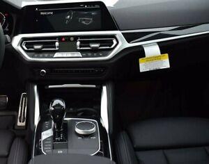 BMW OEM G22 G23 4 Series 2021+ Ash Grain Gray Wood Interior Trim Kit Brand New