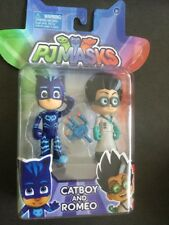 PJ Masks Duet Figure Pack Catboy And Romeo Free Shipping