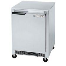 Beverage Air UCF20, 20-Inch Undercounter Freezer with 1 Solid Door, UL, NSF