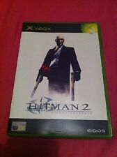 HITMAN 2: SILENT ASSASSIN (2002, Xbox Microsoft-pal)