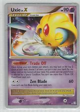 Uxie Lv. X . Worlds 2010 .146/146 . Pokemon TCG . HP . Ultra Rare