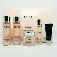 OHUI Miracle Moisture Set 5 Items Travel Kit K-Beauty O HUI