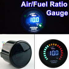 2 Inch 52MM 20 LED Digital Car Air Fuel Ratio Monitor Racing Gauge Analog