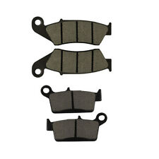 Brake Pads Kit For Honda CR125R CR250R CR500R CRF230L/M XR400R XR600R XR650R