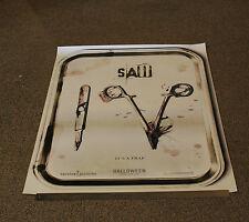 "SAW IV - ORIGINAL 2007 UNFOLDED 27X40"" 1Sheet Movie Film POSTER - HORROR"