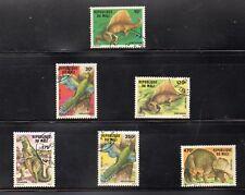 Malío Fauna Prehistorica Dinosaurios Valores del año 1984 (DQ-211)