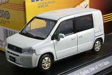 Ebbro 43277 1:43 Honda Spike Mobilio Die Cast Model Car (Brilliant White Pearl)