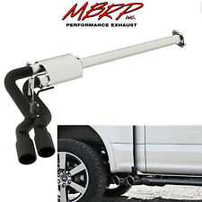 MBRP BLACK Cat Back Exhaust System 2015-2018 Ford F150 5.0L V8 Coyote S5260BLK