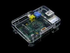 Plastic Clear Case Box Enclosure for Raspberry Pi B Model B Case Cover RPi B