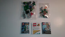 Lego DC Comics Mighty Micros Complete 5 Set Lot Doomsday Harley Quinn Batman
