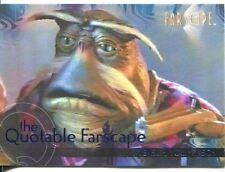 Farscape Season 3 The Quotable Farscape Chase Card Q41