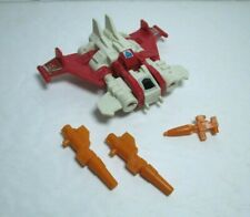 1987 Transformers G1 Combiners Technobots Computron Strafe Figure Complete