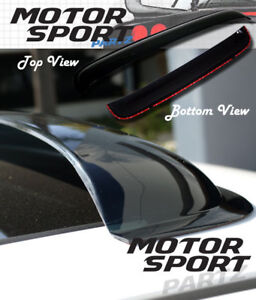 3pcs 2mm Out-Channel Visor Rain Guards Sunroof Combo Smart FORTWO 2008-2014