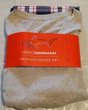 NEW Greg Norman Men's Premium V-Neck and Pants Lounge Set Size 2XL