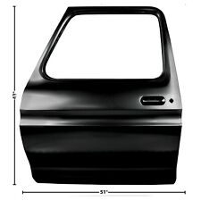 Lower F-350 GMK314445467 F-250 Replacement Door Outer Panel for F-100