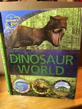 (Book)~Dinosaur World (Discovery Kids) by Parragon Books