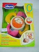 Spieluhr Mobile Chicco  Wunderblümchen Guck-Guck Spiel bewegt sich NEU NP32,-