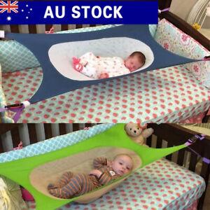 Baby Bed Hammock Swing Hanging Holder Portable Infant Crib Cradle Playpen Safety