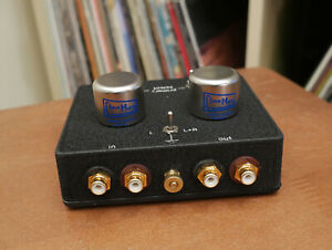 Moving Coil Phono Step Up Transformer Cinemag 3440AH 4 Ratios 1:9 - 1:36 MC SUT