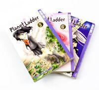 Planet Ladder: 3 Books (Vol 3, 4, 5) - Yuri Narushima, TPB   USED
