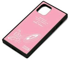 NIP Marvel Comics Captain America Glass Hybrid case PG-DGT19A16CTA for iPhone 11