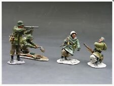 BBA014 WW2 US American 'Mine Laying Surprise' & 2 Germans Battle of Bulge BBA 14