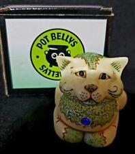 "Harmony Kingdom Pot Bellys ""Sapphire"" Calendar Cats September Pbcsep2 Rare Mib"