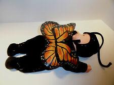 Anne Geddes Baby Butterfly Plush Doll