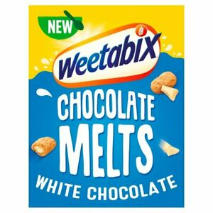 Weetabix Melts White Chocolate Cereal 360g
