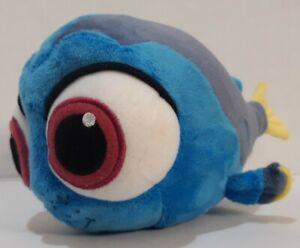 "Disney Store Finding Dory Movie Baby DORY Plush Stuffed Animal Mini Bean Bag 8"""
