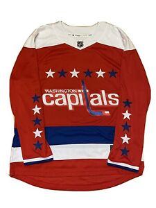 Fanatics NHL Washington Capitals Alternate Breakaway Jersey Size Large