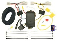 Trailer Hitch Wiring Tow Harness For Toyota Matrix 2009 2010 2011 2012 2013