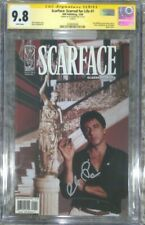 Scarface: Scarred for Life #1 photo__CGC 9.8 SS__Signed by Al Pacino