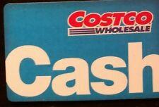 Costco Gift Card Cash Card Zero Balance