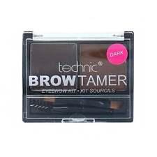 Technic Brow Tamer Eyebrow Shaping Kit - Duo Powder & Brushers - Assorted
