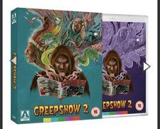 CREEPSHOW 2. Ltd. ARROW STORE VARIANT BOX SET BLU RAY. Stephen King. PRE-ORDER.